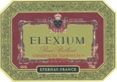 Trouillard, Elexium Brut Brillant 75Cl