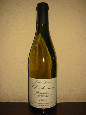 Jean-Paul Brun Beaujolais Blanc 2006 75Cl