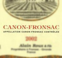 Fronsac & Canon F.