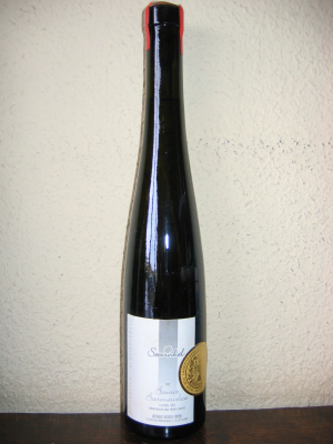 Autriche: Payer, beerenauslese  13,4° 1992 Méd. d'Or 37,5Cl