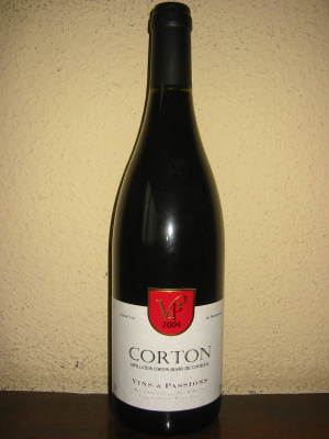 Corton Grand Cru, Vins & Passion 2004 75Cl