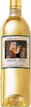 Gaillac, Tecou, Fascination Doux 2001 75Cl