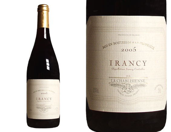 Irancy, La Chablisienne 2003 75Cl