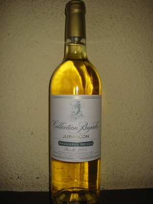 Jurançon 1ères Neiges, Collection Royale 2004 37,5Cl